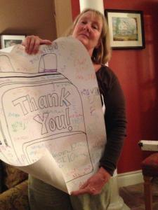 Reiche Thank You Poster 2014