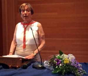 President Lynn Goldfarb