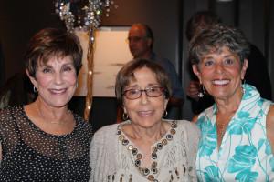 Gail Volk, Lynn Goldfarb & Diane Volk